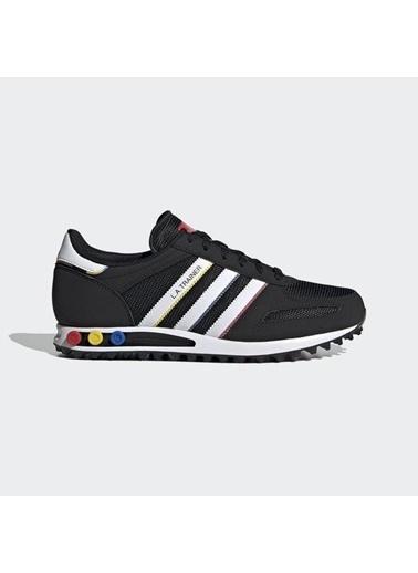 adidas Erkek La Trainer Sneakers FY1399 Siyah